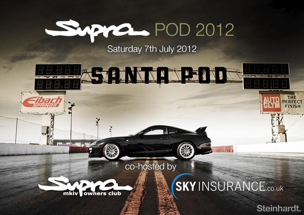 SupraPod 2012