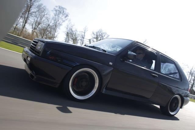 Drop Dead Gorgeous VW Golf G60 - Performance Cars | Modified Cars ...