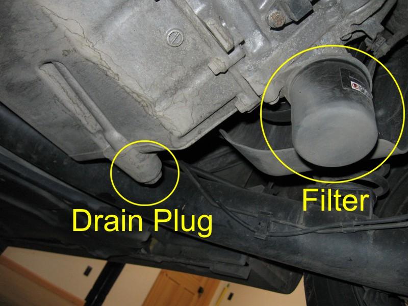 Oil Drain Plug Ducati
