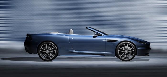 High Performance Car Insurance for an Aston Martin