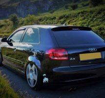 Modified Car - Audi A3