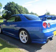 Customer Car Gallery - Nissan R34 GTR