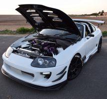 Modified Car - Toyota Supra