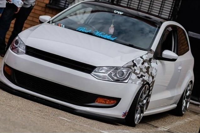 Meet Lee S Vw Polo Via Our Customer Car Galleryperformance Cars