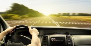 Driving Car - Evo Track Event