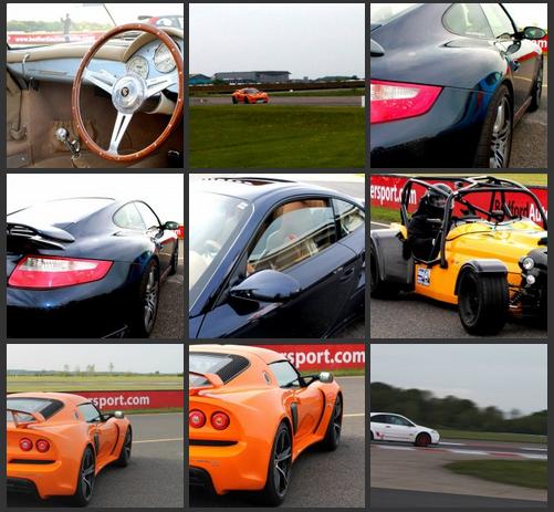 Evo Track Events 2015 Collage 3