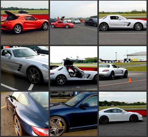 Evo Track Events 2015 Collage