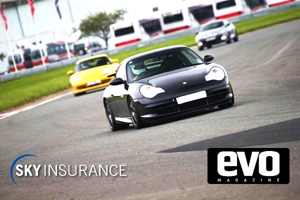 Evo Track Events - Evo and Sky