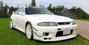 Customer Car Gallery - Nissan Skyline R33 GTR