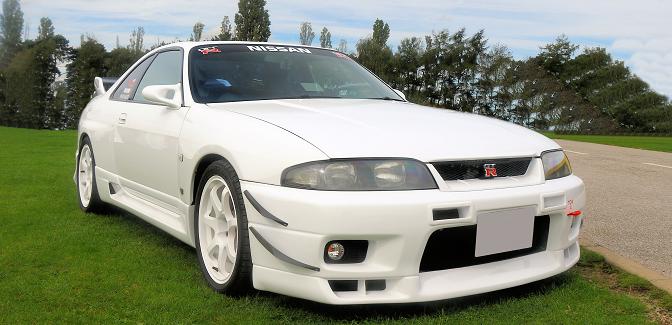 Customer Car Gallery – Martyn and his Nissan Skyline R33 GTR