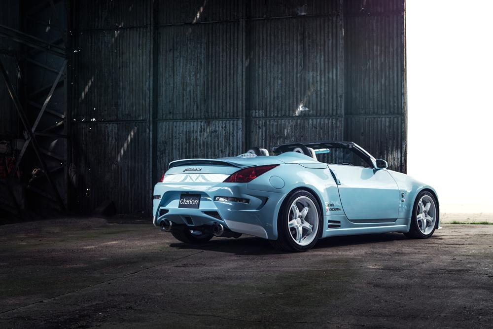 Customer Car Gallery - Nissan Fairlady Z33 Roadster