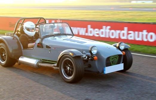 How Fast Day - Evo 420r - Caterham
