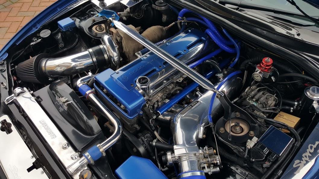 Customer Car Gallery - Toyota Supra