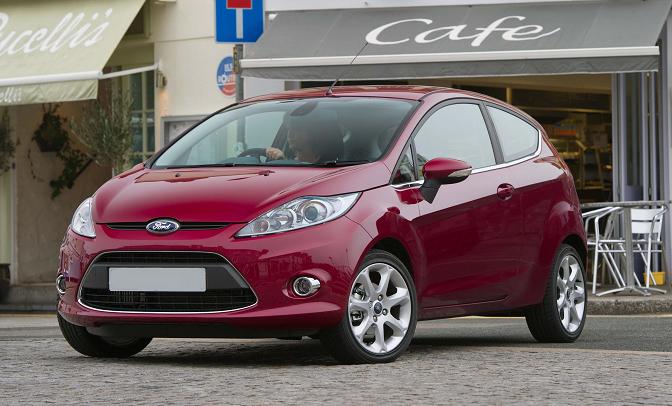 New Drivers - Ford Fiesta