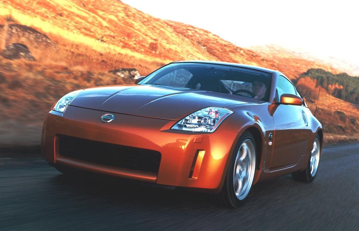 Performance Cars - Nissan 350z