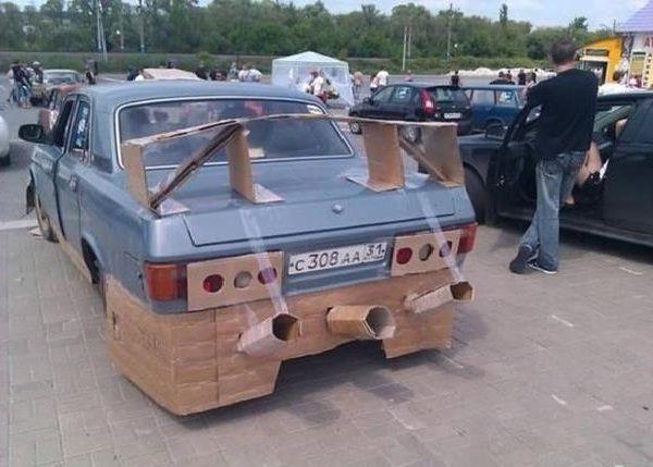 Modified Car Fails 5 Worst Car Modificationsperformance