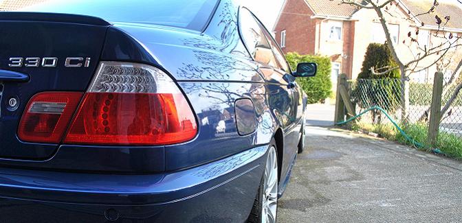 Staff Car Gallery – BMW 330ci E46