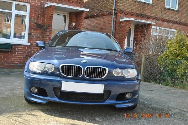 Staff Car Gallery - BMW 330ci E46