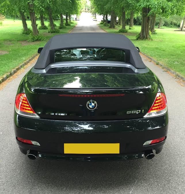 Bmw 6501 Price: Alex's E64 BMW 650i Sport