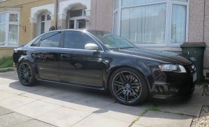 Customer Car Gallery - Audi