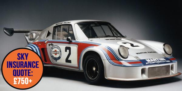 Cars to drive - Porsche