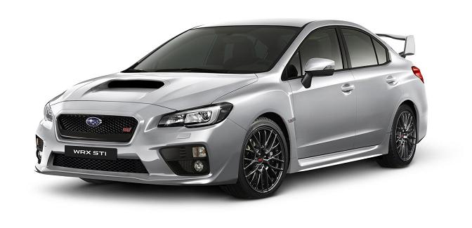 Performance Cars: the Subaru WRX STI