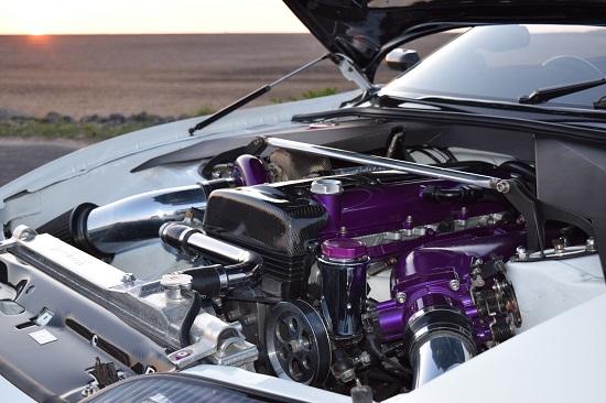 Toyota Supra - Modified Car