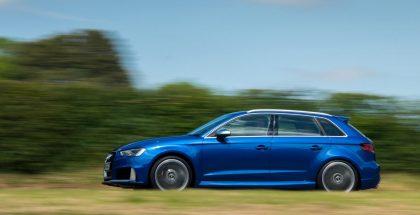 Performance Car Insurance - the Audi RS3