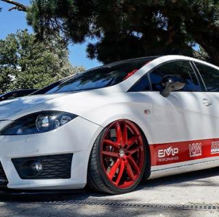 Customer Car Gallery: Paulo's Modified Seat Leon Cupra R