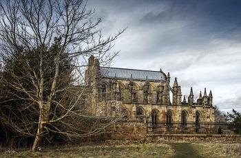 Halloween - Roslyn Chapel