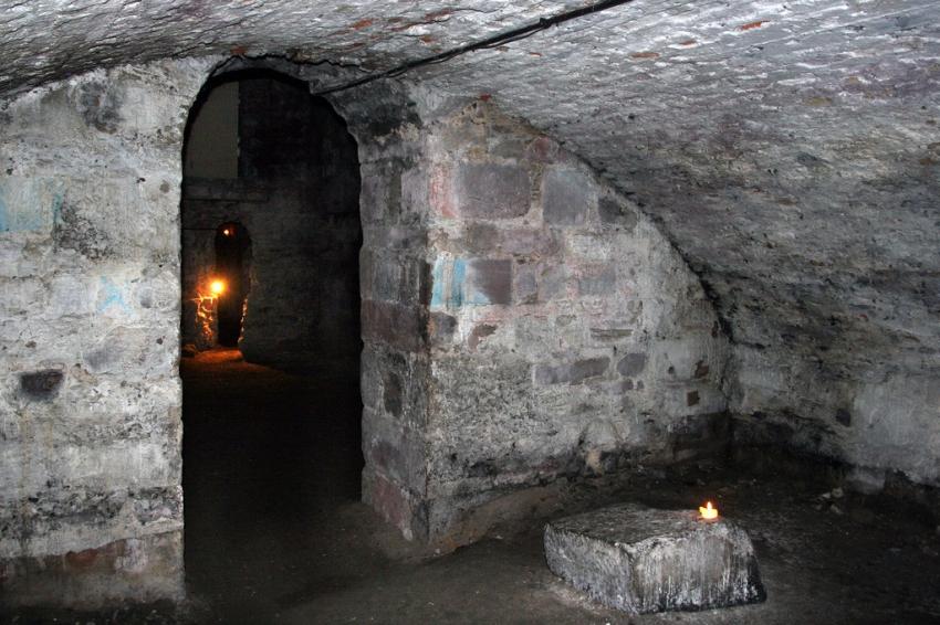 Halloween - South Bridge Vaults Edinburgh