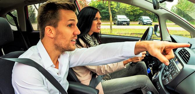 Road Rage: Who gets angrier? Men or women?