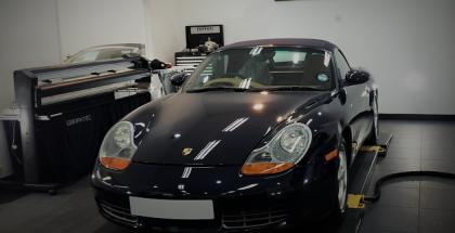 Porsche - Topaz Detailing