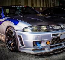 Nissan Skyline R33 - Feature Image
