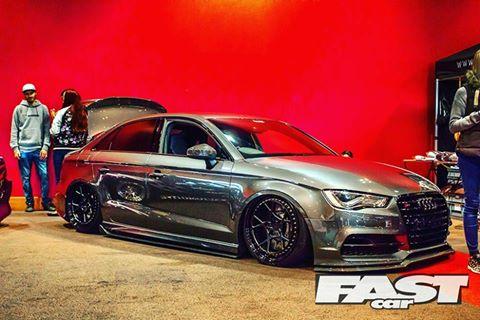 Steve - Audi S3 Saloon