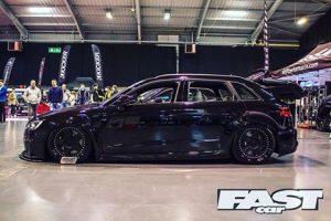 Warwick - Audi RS3 Quattro