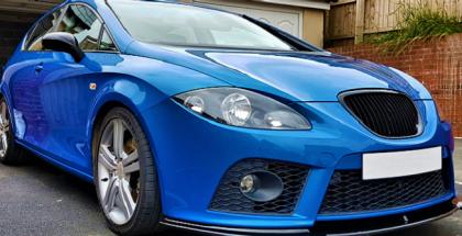 Seat Leon modified - feature
