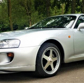 Customer Cars: Kurk's 3.0-litre, Twin-Turbo Toyota Supra