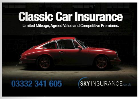 Classic car and restoration show - magazine 2