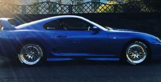 700bhp Toyota Supra - feature