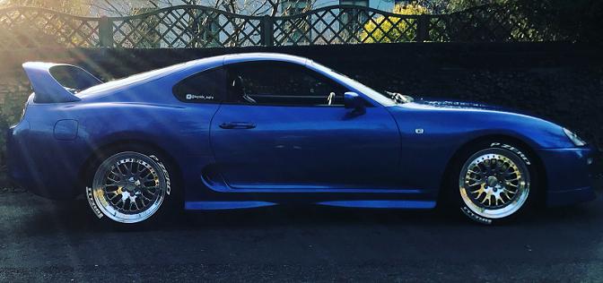 'Customer Car of the Year 2017' WINNER: Karl's 700bhp Toyota Supra
