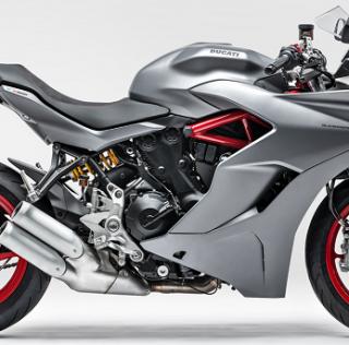 Ducati Bikes: The Ducati Supersport