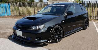 Subaru WRXS