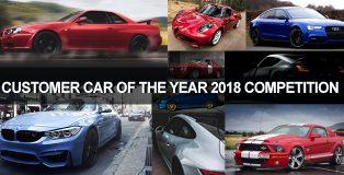Customer Car of the Year 2018