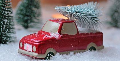 Temporary Car Insurance - christmas