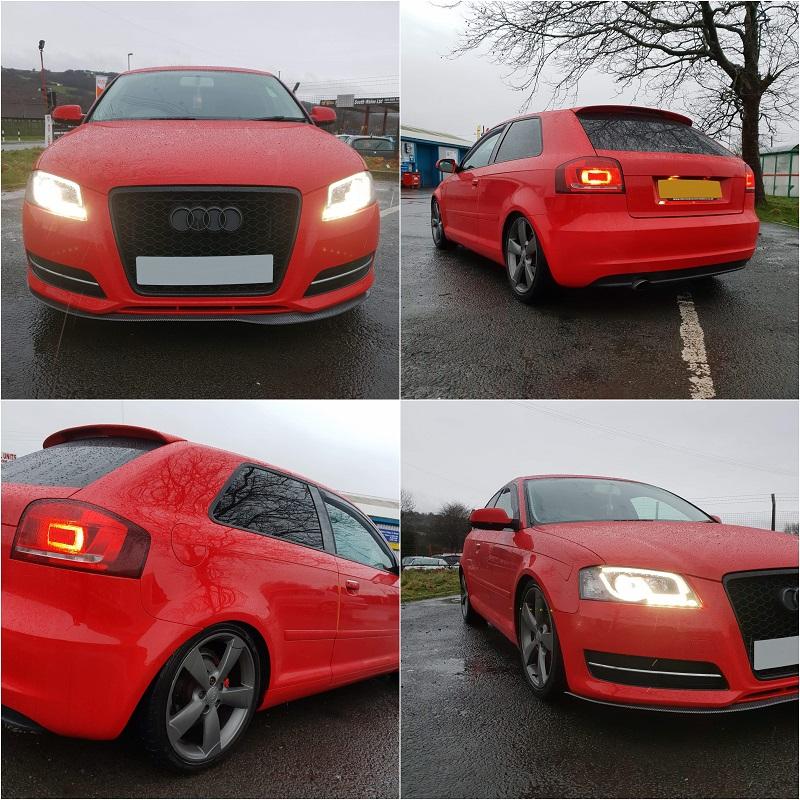 Customer Car Gallery - Audi A3