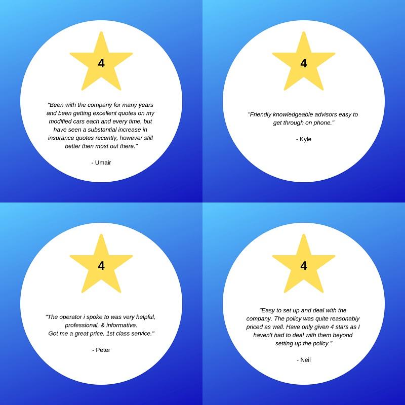 Trustpilot - reviews