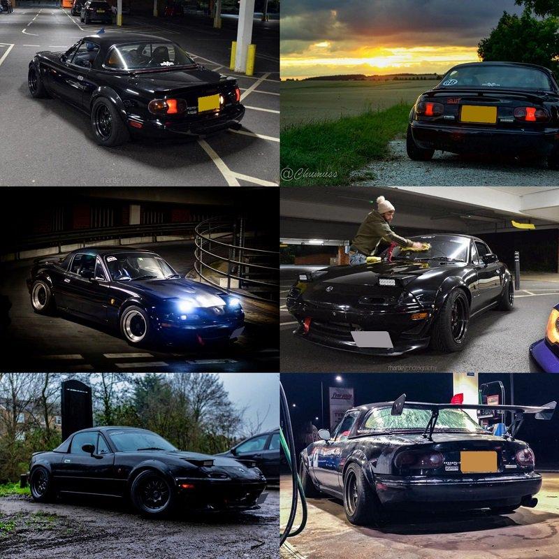 Modified Cars - Mazda Eunos