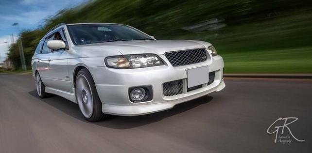 Customer Cars: Rebecca and Mark's Nissan Avenir GT4-Z