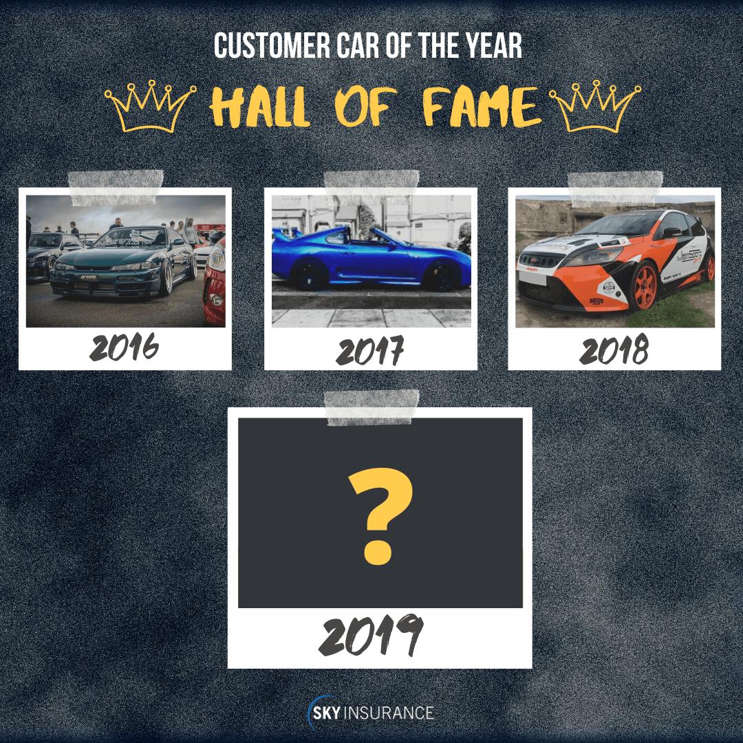 Customer Car of the Year